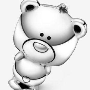 Pandora Theo Bear Charm